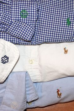 Diamond Monograms For Oxfords