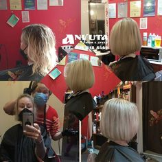 Salons, Hair Styles, Decor, Decorating, Lounges, Hairdos, Hairstyles, Inredning, Interior Decorating