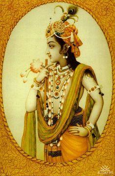 Работы индийского художника B.G.Sharma