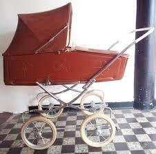 Výsledok vyhľadávania obrázkov pre dopyt lila vesela Pram Stroller, Baby Strollers, Vintage Pram, Prams, Wheelbarrow, Retro, Modern, Memories, Dolls