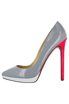Christian Louboutin 2013:// I really want a pair of Louboutins some day. They're super expensive so I doubt it will ever happen, though.