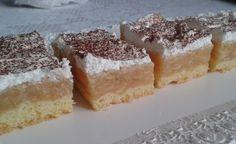 Jablečná sezóna je v plném proudu. Pokud máte hodně jablek, doporučujeme Vám vyzkoušet tento skvělý a jednoduchý koláček.