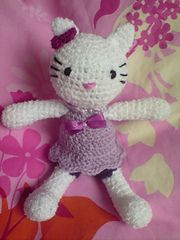 Ravelry: Baby Hello Kitty pattern by Sonea Delvon