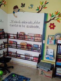 Printable Bug Paper Rings for Kids - Craft Template Cozy Reading Corners, Book Corners, Reading Nook, Preschool Classroom, Classroom Decor, School Decorations, Library Design, Classroom Inspiration, Classroom Organization