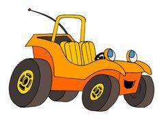 Childhood memories Dune Buggy!