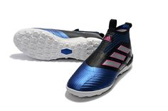 Buy adidas ACE Tango 17+ Purecontrol TF Soccer Cleats (Core Black White  42d30406dde