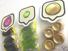 Clash of Clans Birthday Party Candy Favors Gifts (30 pc)