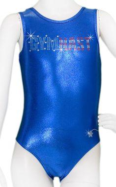 Royal Matrix Leotard #leotards #gymnast #gymnastics #holidayleotard #usaleotard #patrioticleotard