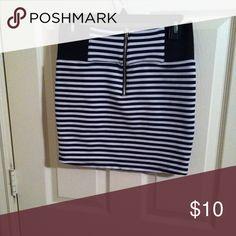 Stripe skirt Stripe skirt Skirts Mini