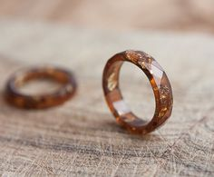 Hey, I found this really awesome Etsy listing at http://www.etsy.com/listing/161680241/terracotta-brown-resin-ring-stacking