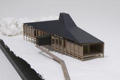 Cuatro destacados arquitectos chilenos son escogidos para proyecto Patagonia Virgin,Propuesta de Beals+Lyon Arquitectos. Image Courtesy of Patagonia Virgin