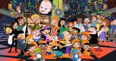 Film: The End Of Another Great Kids Show Is Upon Us Phineas & Ferb To End In June | G33k-HQ