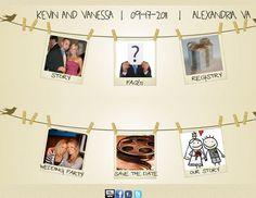 Most Creative Wedding Website Ideas We've Ever Seen | TheKnot.com