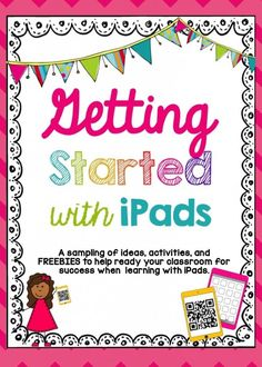 FREE Getting Started with iPads tips and tricks guide!