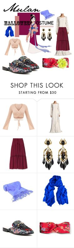 """I Love It When They Run"" by royalsavage on Polyvore featuring Disney, Oscar de la Renta, Gap, Gucci, Forzieri, Black and Catherine Catherine Malandrino"