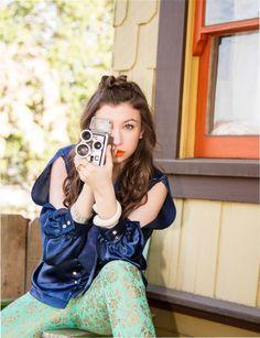 Walking Dead Actors, The Walking Dead 2, Enid Twd, Katelyn Nacon, Foto Pose, Daryl Dixon, Tumblr Girls, Celebs, Celebrities