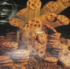 Springbok's Chip Chip Hooray Jigsaw Puzzle was custom made for chocolate chip cookie lovers, LOL!