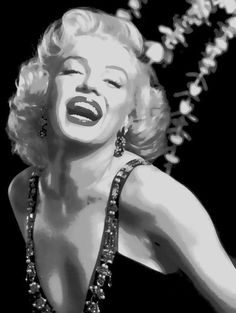 Pintura del arte Pop de Marilyn Monroe 003 kit por NumberedArt
