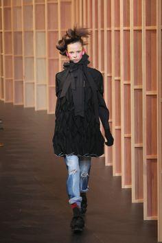 FACETASM AW 2014 | Mercedes-Benz Fashion Week TOKYO