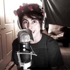 Hes so cute Calvin Vail, Leafy Is Here, Pretty People, Beautiful People, Missing You So Much, My Little Baby, Pretty Men, Attractive Men, Youtubers