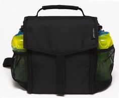 Lunch Bag by Freddie and Sebbie - Luxury Freezable Lunch Box Cooler Bag - The Freezable Lunch Bag Is The Perfect Solution For Keeping Anything You Pack Cool Most Of The Day - http://www.amazon.com/Lunch-Bag-Freddie-Sebbie-Containers/dp/B00Q9BH09S