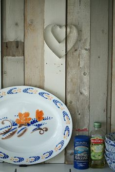 kitchen by wood & wool stool, via Flickr