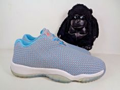 Kids Nike Air Jordan Future Low Girls Basketball shoes size 7 Youth  724814-014