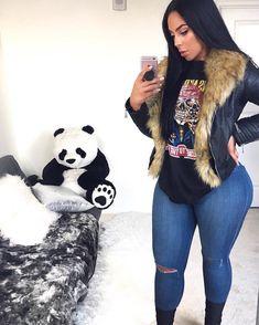 """b5f994a11c4 Fashion Nova Curve ™ on Instagram  """" Novababe  gemstar SLAYS in our"""