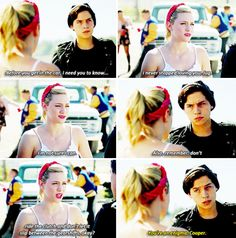 betty and jughead deserve happiness Riverdale Archie, Bughead Riverdale, Riverdale Funny, Riverdale Memes, Cw Series, Series Movies, Movies And Tv Shows, Zack E Cody, Riverdale Cole Sprouse