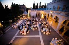 Wedding Dinner - private Villa Roma - Church Wedding in Rome - weddingplanner: www.prime-moments.com Wedding Dinner, Church Wedding, Rome Italy, Dolores Park, Villa, Travel, Wedding, Viajes, Wedding Meals