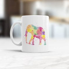 Dachshund Dog Mug Watercolor Art Coffee Cup – VikitoGifts Tea Mugs, Coffee Mugs, Elephant Mugs, Dachshund Gifts, Dachshund Dog, Dachshunds, Pug Mug, Animal Mugs, Dog Coffee