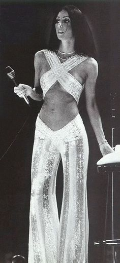 4f88770697169f Cher-Bob Mackie designed all her gowns and outfirs.he still does!