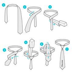 nó duplo gravata como fazer