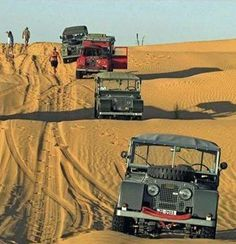 Land Rover Series - In 2014 the GREAT ADVENTURE THIS to START !