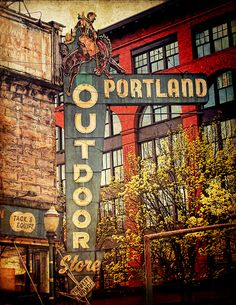 Portland Outdoor Store | Flickr - Photo Sharing!
