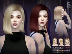 Hope you enjoy it!Found in TSR Category 'Sims 4 Female Hairstyles'