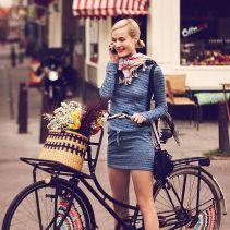 Hoy rescatamos el post de @blogdeLaBruja con los looks estrella para montar en bici ¡Genial!