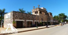 Estación de ferrocarril de Oxkutzcab