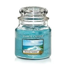 Yankee Candle - Ocean Water
