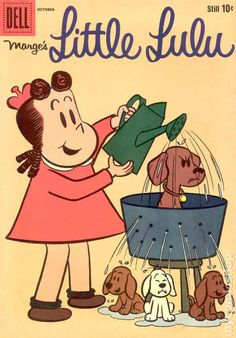 Little Lulu #136 - Published October 1959 by Dell/Gold Key.
