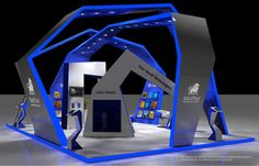 Who said walls have to be vertical and ceilings have to be horizontal? Exhibition Stall, Exhibition Booth Design, Exhibit Design, Stage Backdrop Design, Standing Signage, Web Banner Design, Promotional Design, Digital Signage, Office Space Design