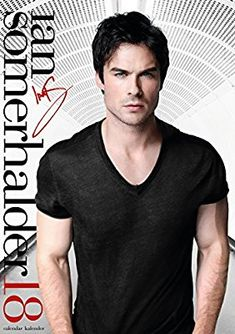 Official Ian Somerhalder 2018 Calendar [The Vampire Diaries]: Amazon.co.uk: Ian Somerhalder: 9781617015748: Books