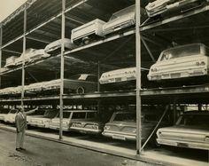 1960'S Chevrolet Dealership