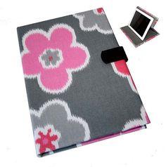 iPad 2 3 4 Air Ikat Flower  Mini Hard Case by appletotesandcompany, $55.00