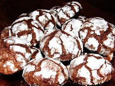 Lemon Crinkle Cookies | Lemon Crinkle Cookies, Crinkle Cookies and ...