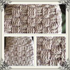 Basket weaving blanket