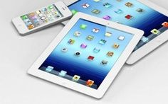 Apple Expected to Unveil iPad Mini. - Apple (AAPL) is expected to unveil the iPad Mini today. The iPad Mini could help the company with their push into. Iphone 5s, New Iphone, Apple Iphone, Apple Mac, Mini Apple, Nouvel Iphone, Tablet Android, Nexus Tablet, Android Apps