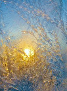 """Dawn in the Ice Kingdom"""