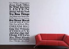 Image result for word wall art