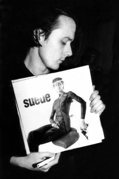 Brett Anderson By Ed Sirrs. Kinds Of Music, My Music, New Found Glory, Brett Anderson, Popular Bands, Psychedelic Rock, All About Music, Britpop, Billy Joel